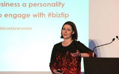 Interviews with Inspirational Women: Rebecca Jones, motivational speaker